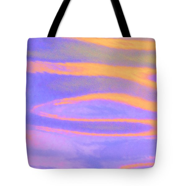 Threads Of Light Tote Bag