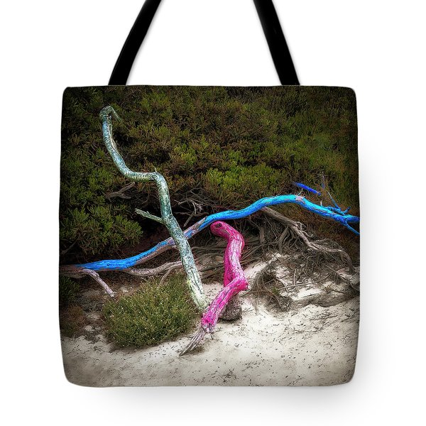 Three Branches Tote Bag