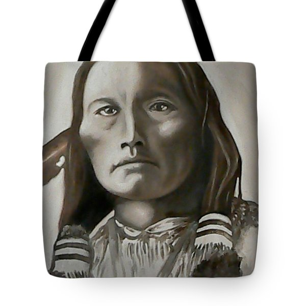 Three Fingers Tote Bag