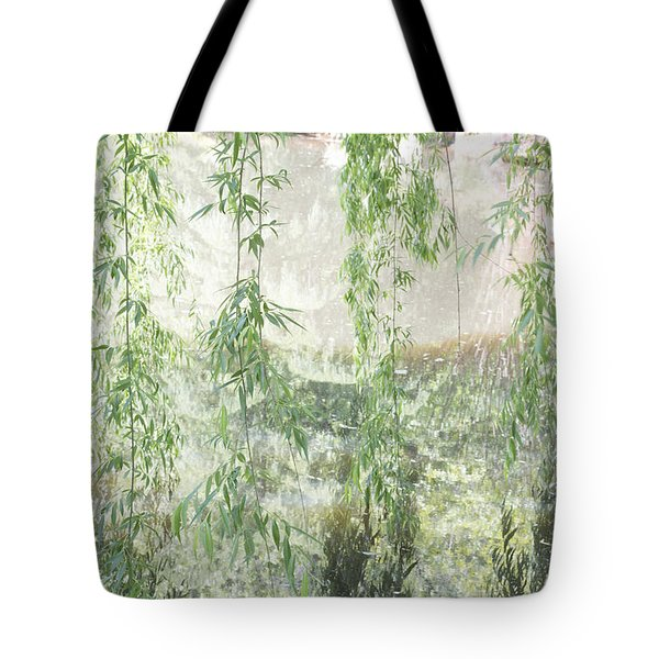 Through The Willows Tote Bag