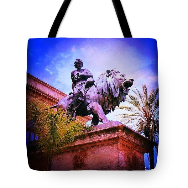 Throwback Thursday - #palermo Opera Tote Bag