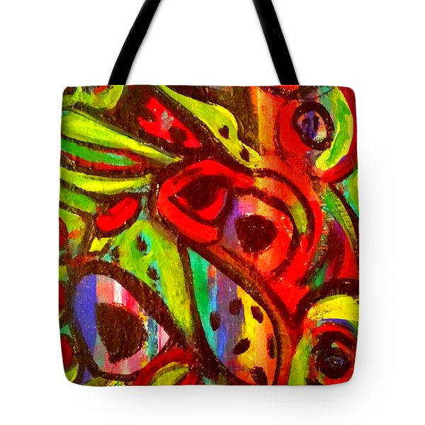 Tide Is Out Tote Bag