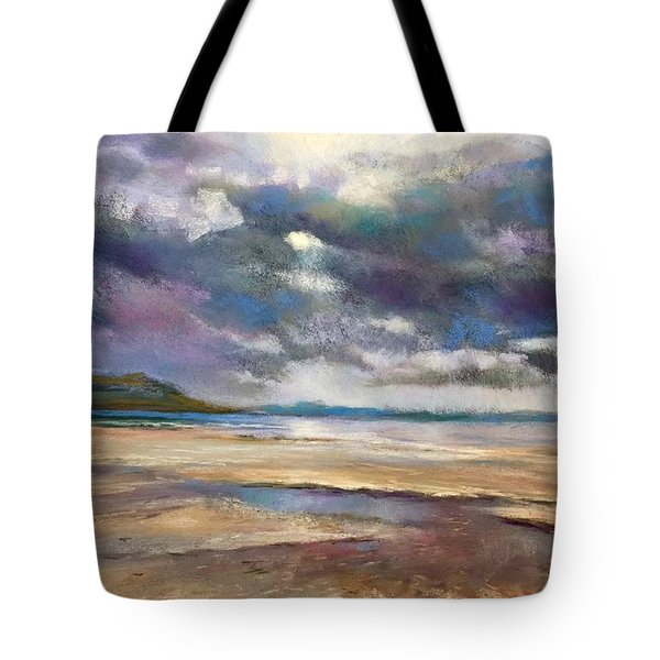 Tide's Retreat Tote Bag