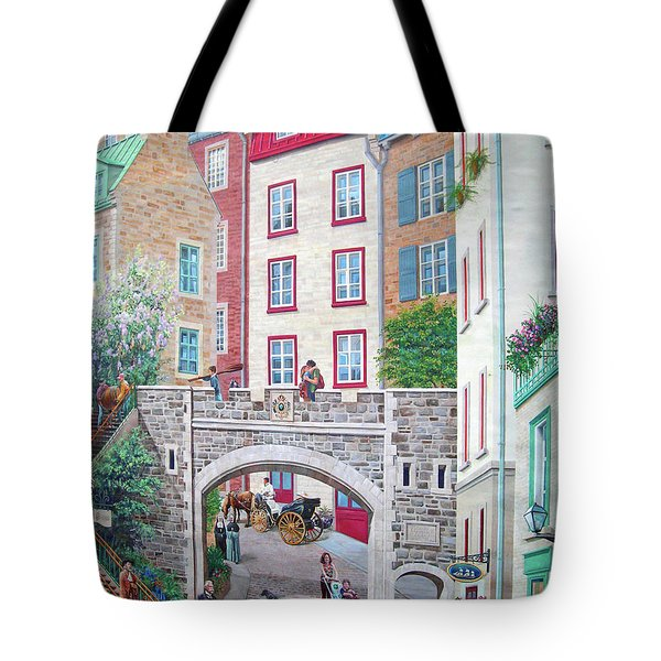Tote Bag featuring the photograph Time ... by Juergen Weiss