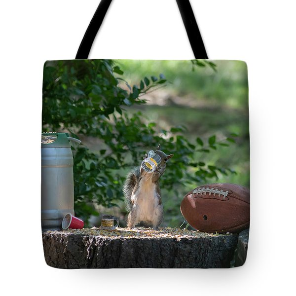 Time Of Year Tote Bag