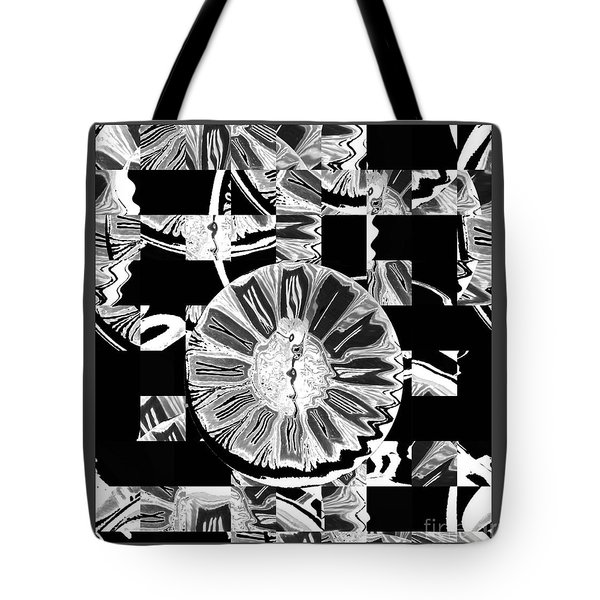 Time Warp Tote Bag by Karen Lewis