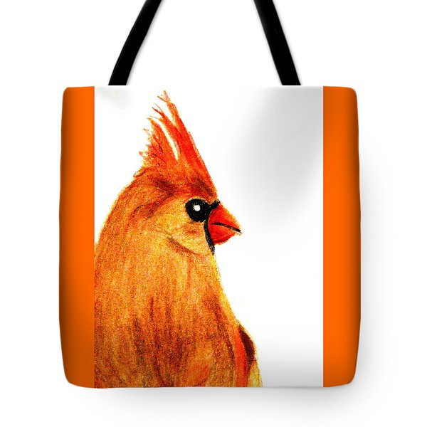 Birds Of A Feather Tote Bag by Angela Davies
