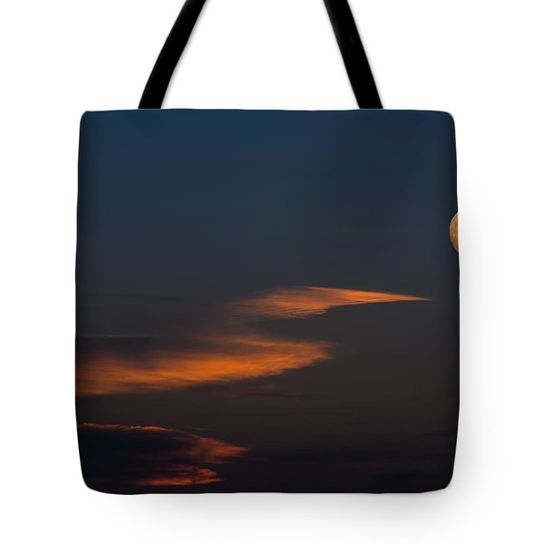 To The Moon Tote Bag by Don Spenner