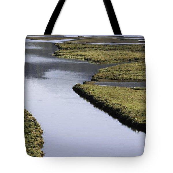 Tomales Marsh Tote Bag