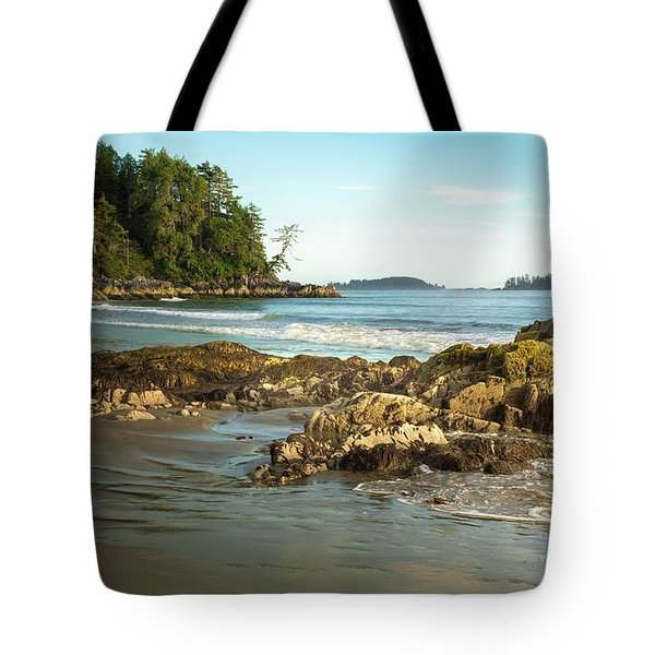 Tonquin Beach Tote Bag