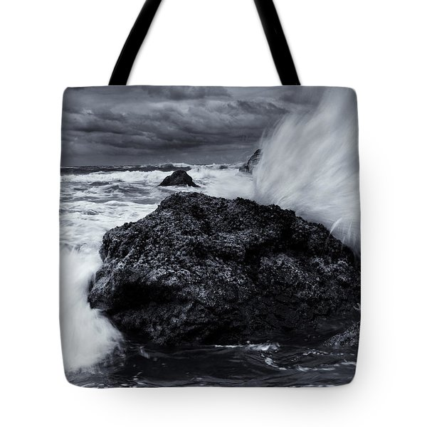 Too Close For Comfort Tote Bag