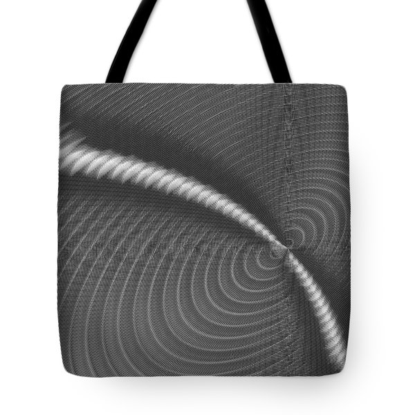 Tornado From Above Tote Bag