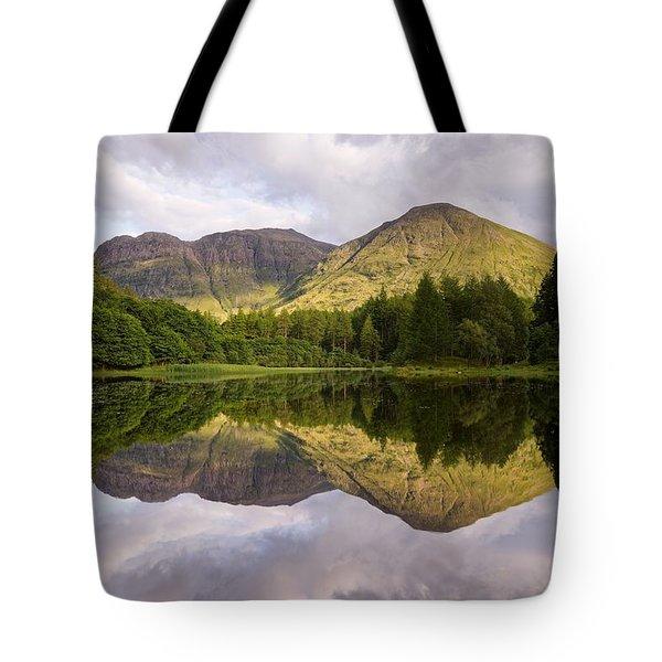 Torren Lochan Tote Bag