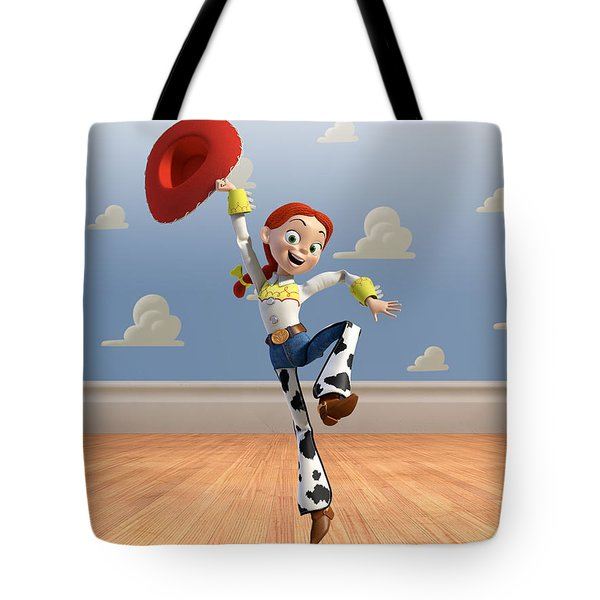 Toy Story 3 Tote Bag