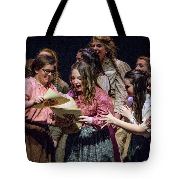 Tpa013 Tote Bag