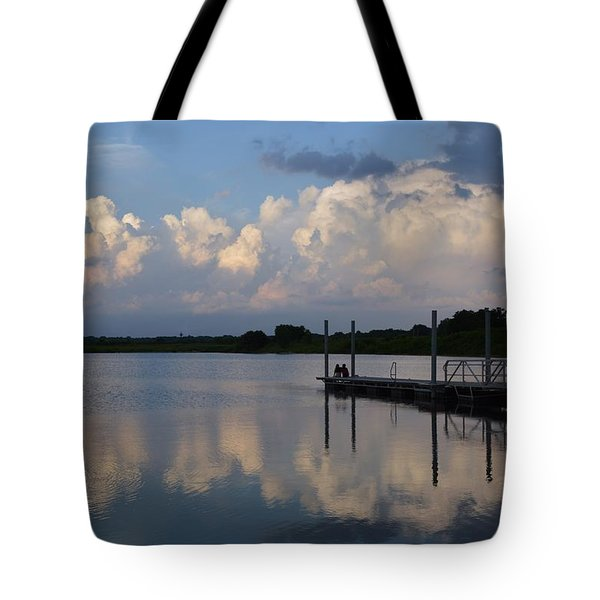 Tranquility Tote Bag by Rita Mueller