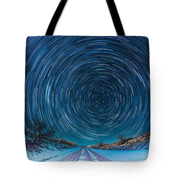 Travel North  Tote Bag