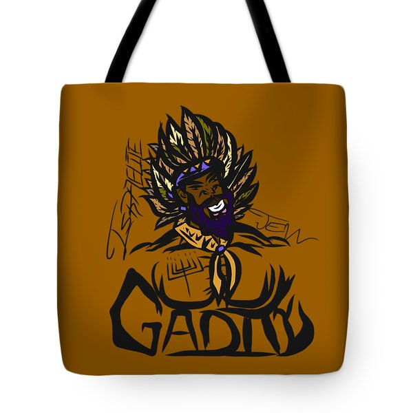 Tribe Of Gad Tote Bag