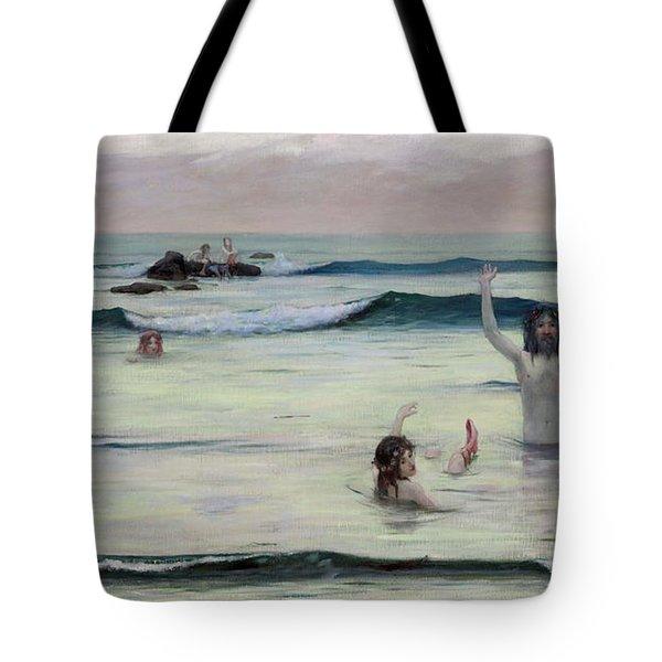 Tritons Tote Bag