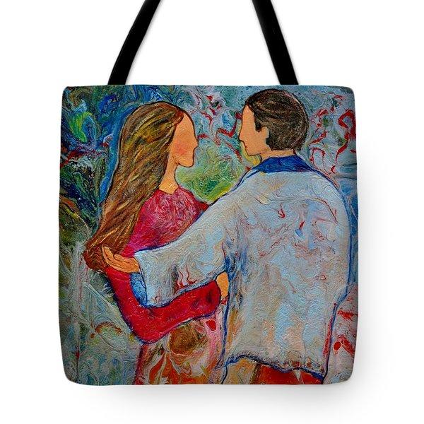 Trusting You Tote Bag