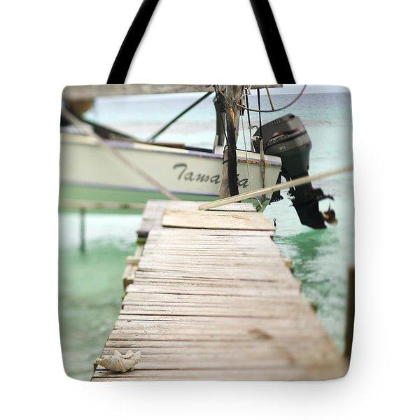 Tuamotu Isles Tote Bag