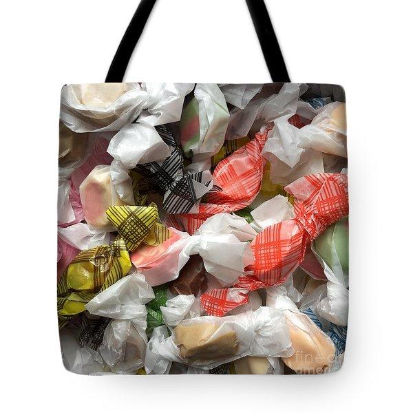 Tuck's Salt Water Taffy Tote Bag