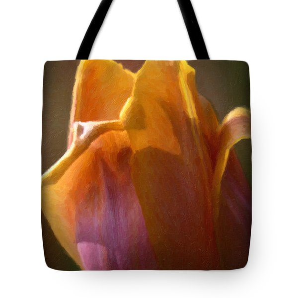 Tulip Tote Bag by Andre Faubert