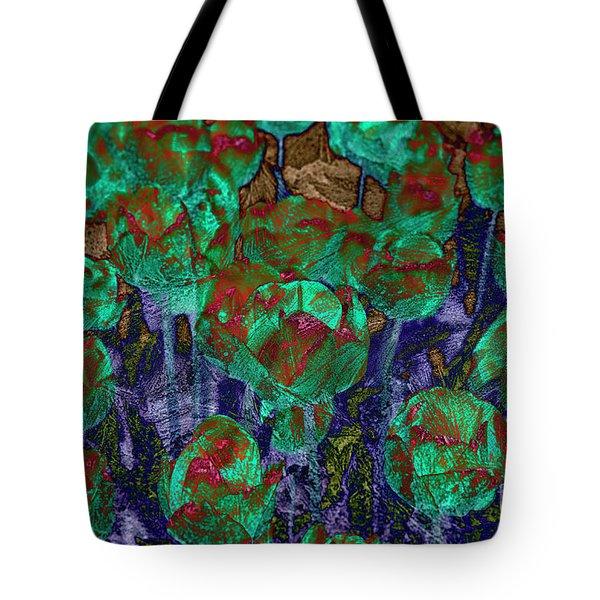 Tulips  Tote Bag by Patricia Hofmeester