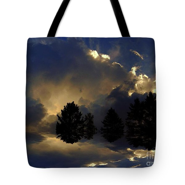 Tumultuous Tote Bag by Elfriede Fulda