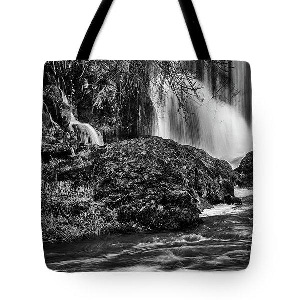 Tumwater Falls Park#1 Tote Bag