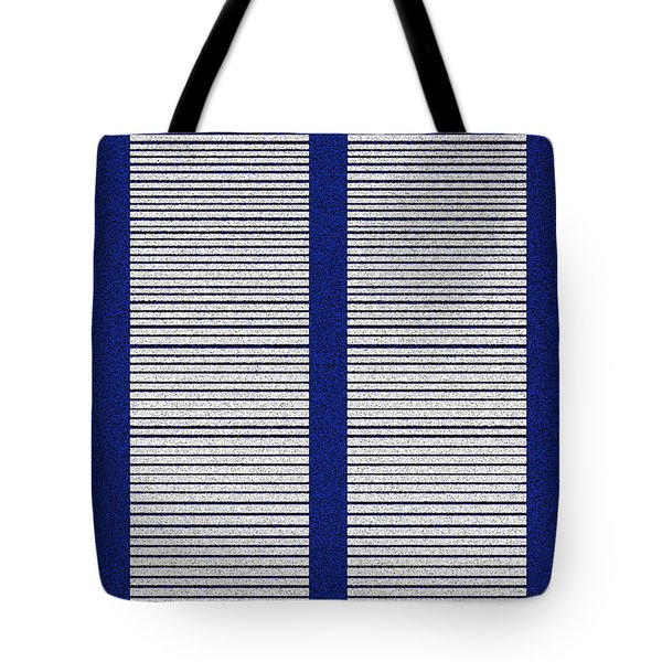 Twin Towers Of New York  Tote Bag by Andee Design