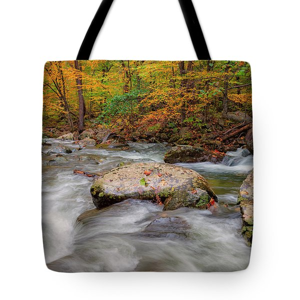 Tye River Tote Bag