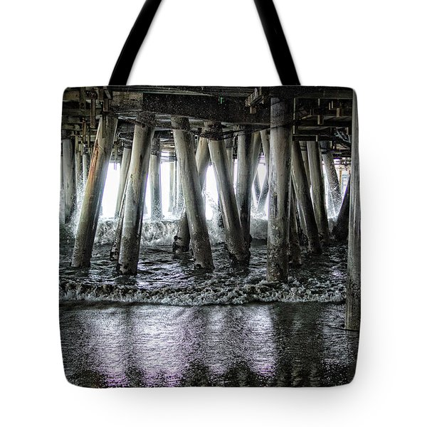 Under The Pier 2 Tote Bag