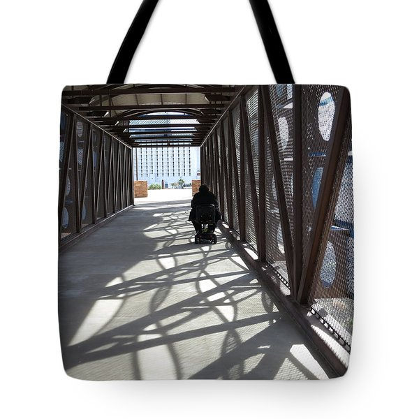 Universal Design Tote Bag