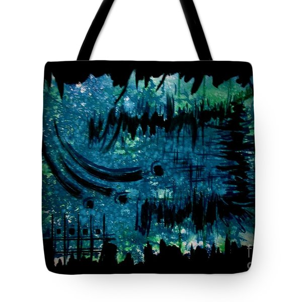 Untitled-98 Tote Bag