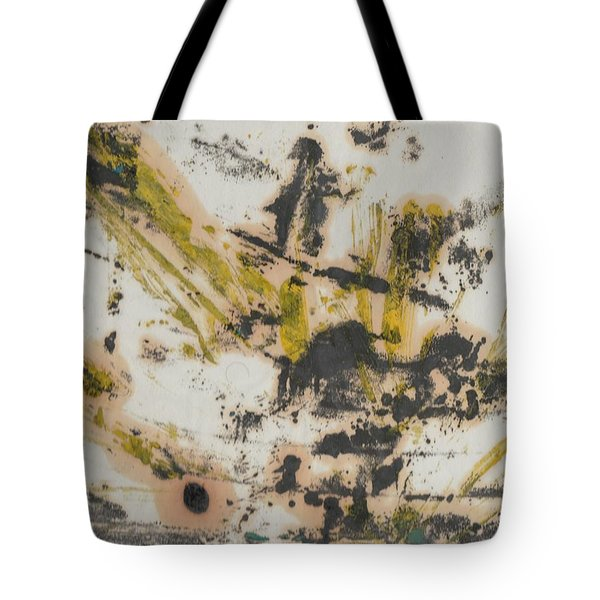Untitled  Tote Bag by Patrick Morgan