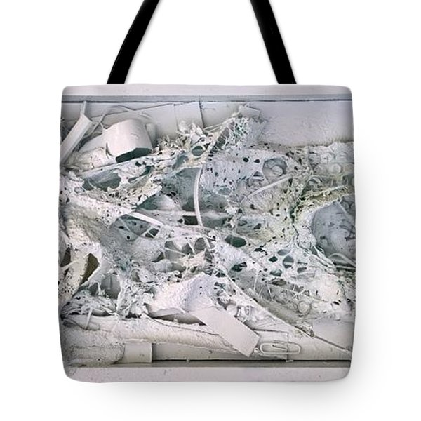 Tote Bag featuring the painting Untitled by Robert Anderson