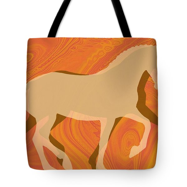 Up The Level Colors Tote Bag