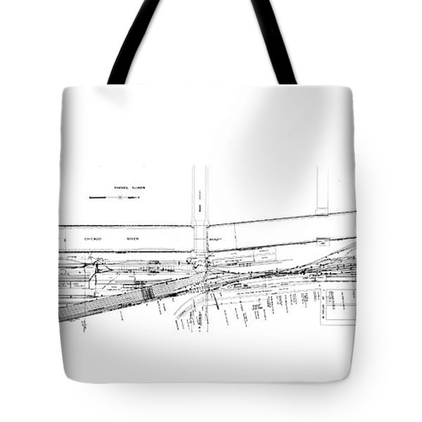 Valuation Map Boct Tote Bag