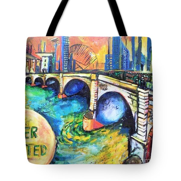 Van Gogh Today Tote Bag