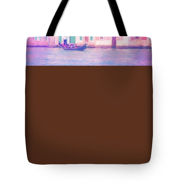 Venice Italy Tote Bag by George Robinson