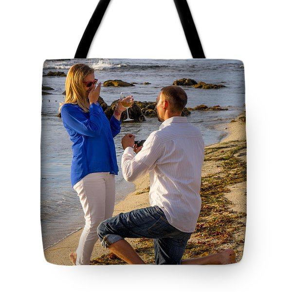 1 Vertical Tote Bag