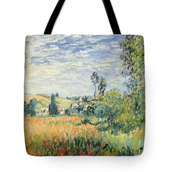 Vetheuil Tote Bag