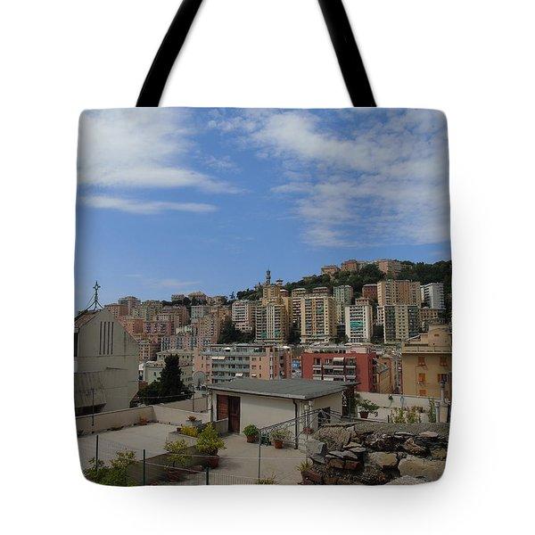 Views Tote Bag