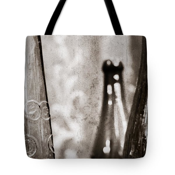 Tote Bag featuring the photograph Vintage Beer Bottles. by Andrey  Godyaykin