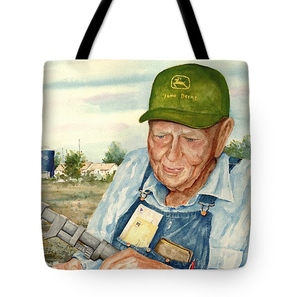 Virgil Tote Bag