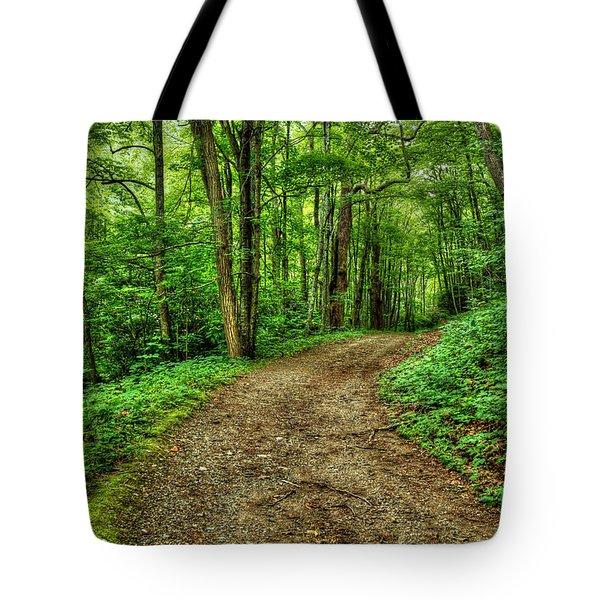 Virginia Back Roads Tote Bag