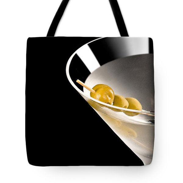 Vodka Martini Tote Bag by Ulrich Schade