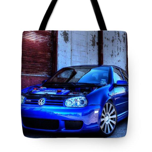 Volkswagen R32 Tote Bag