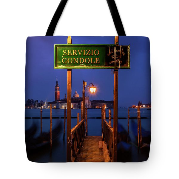 Tote Bag featuring the photograph Waiting For Dawn by Andrew Soundarajan